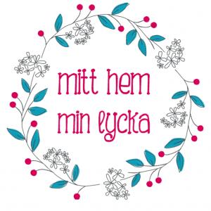18-027 Mitt Hem Min Lycka image