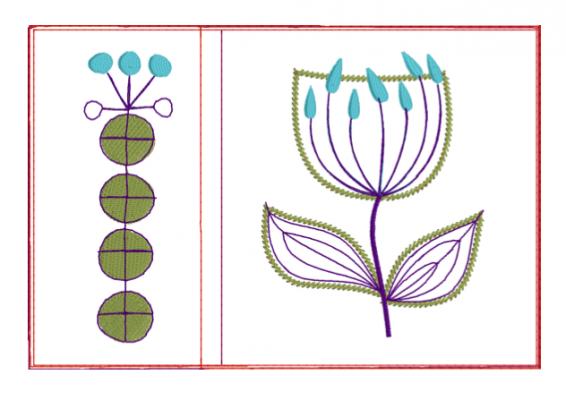 Software image of mug rug 1